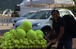 Reshma: WTA Rio
