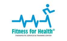 Fitness for Health logo